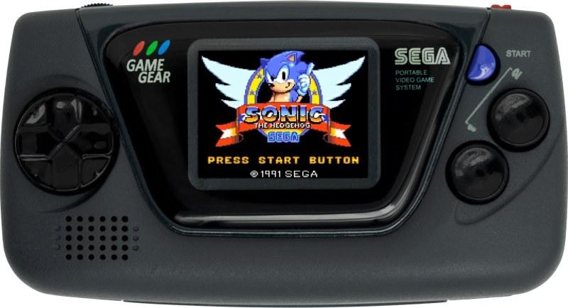Sieht auf den ersten Blick wie der Game Gear aus, ist aber die Micro-Ausgabe. (Foto: SEGA)