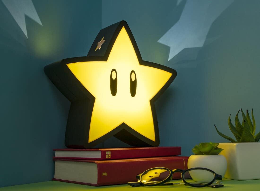 Ist die Sternenlampe nicht hübsch? (Foto: GetDigital)