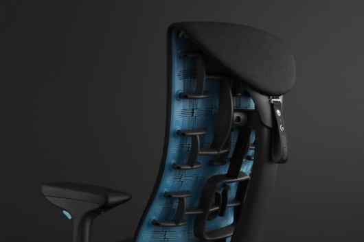 Embody Gaming Chair. (Foto: Herman Miller)