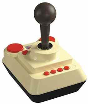 Der Joystick. (Foto: Retro Games)