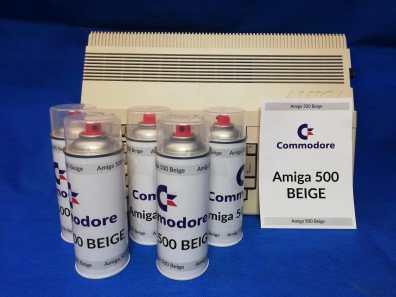 Amiga 500 Retro Farbspray. (Foto: Retrohax)
