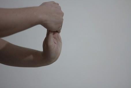 carpal tunnel exercise bend backwards