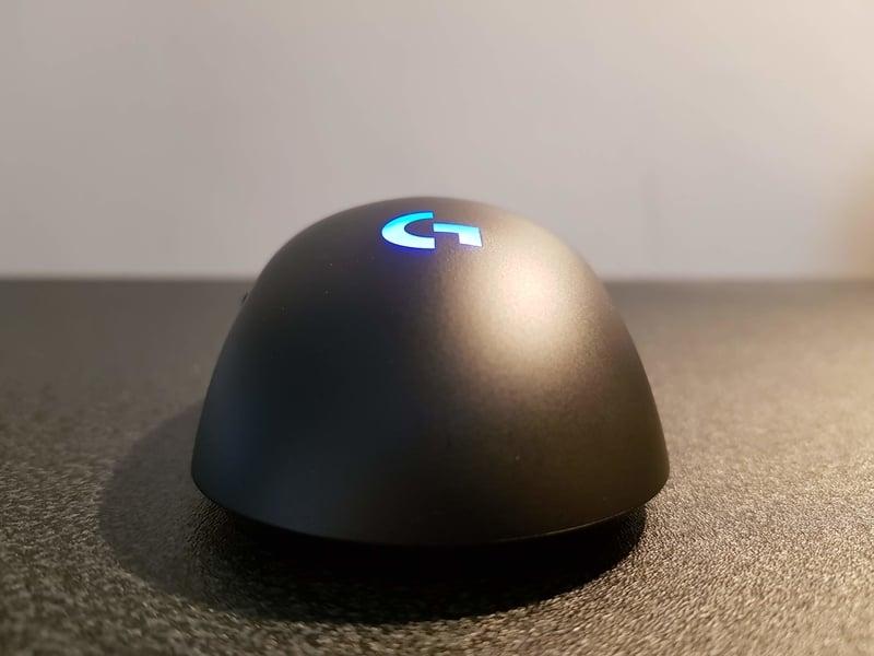 Logitech G Pro Wireless Bottom View