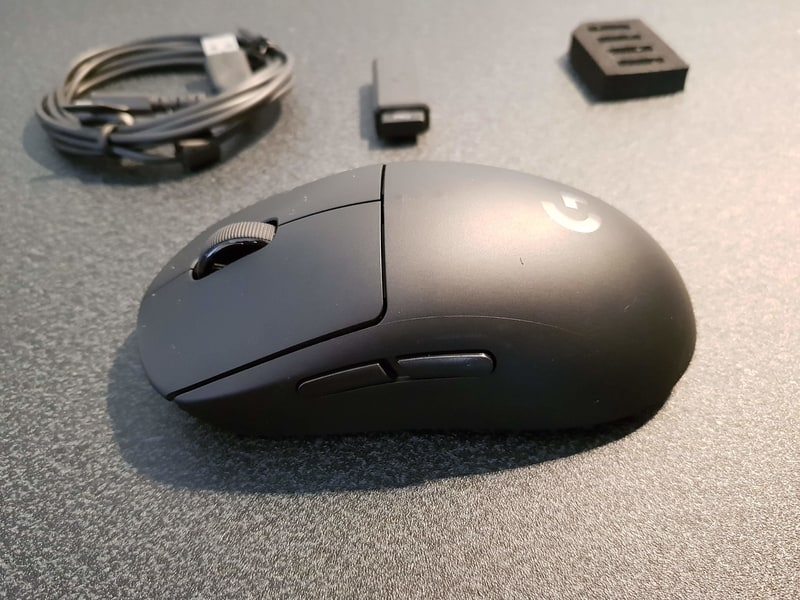 Logitech G Pro Wireless Review Header