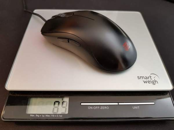 Zowie FK1 Weight