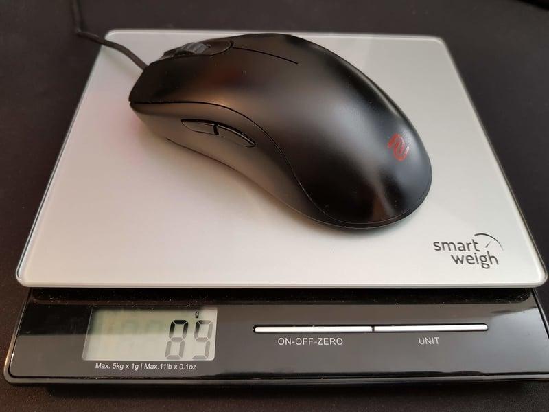Zowie FK1 Weight