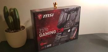 MSI Z370 Gaming M5 Best Motherboard