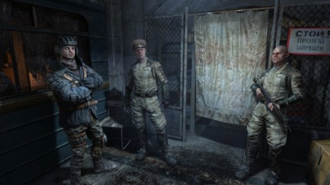 Metro: Last Light Meet the Generals