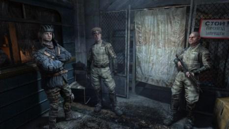 Metro: Last Light Meet the Generals