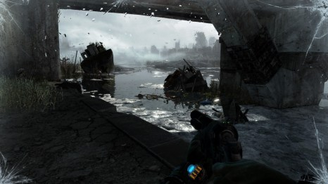 Metro: Last Light Environments: Ice and Bridges