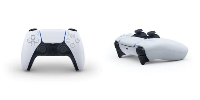 PS5 DualSense Controller Both Sides
