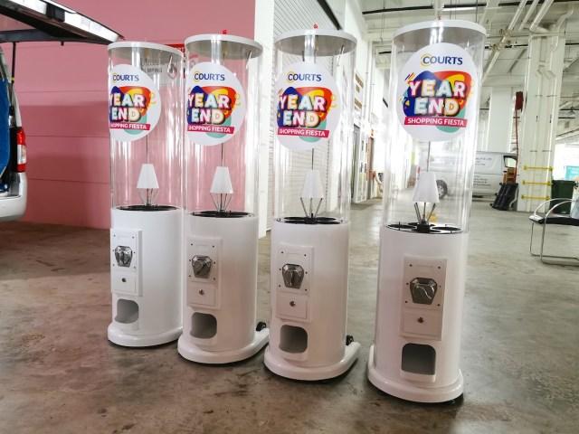 Large Gashapon Machine Rental
