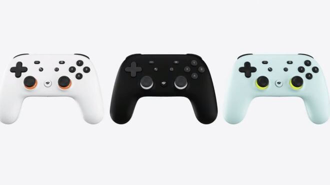 Meet Google Stadia - a Netflix for games, supporting 4K HDR