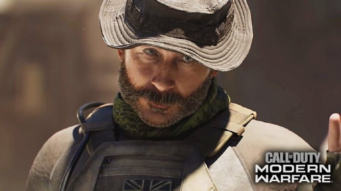 Modern Warfare Season 4 release date captain price