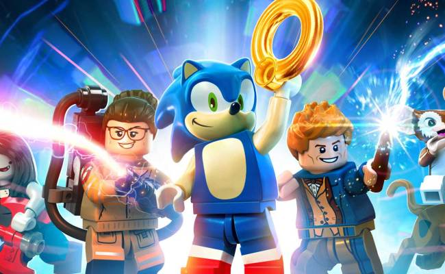 Lego Dimensions Meet That Hero Sonic The Hedgehog Meets