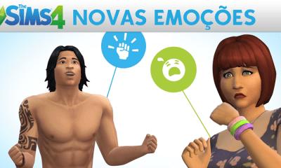 The Sims 4: Novo vídeo mostra as diferentes emoções