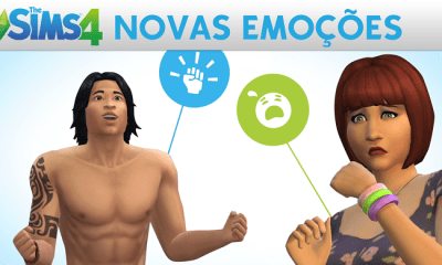 The Sims 4: Novo vídeo mostra as diferentes emoções