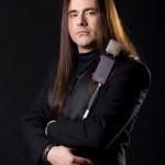 André Matos, um dos maiores cantores do Heavy Metal mundial, é confirmado no Sana 2019