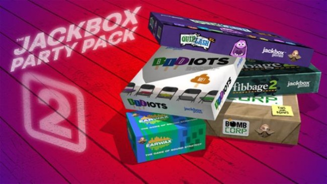 The Jackbox Party Pack 2 PC Version Game Free Download - Gaming News Analyst