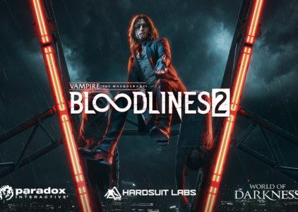 En partenariat avec Nvidia, Bloodlines 2 présente sa technologie RTX