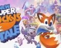 New Super's Lucky Tale arrive en version physique sur Nintendo Switch