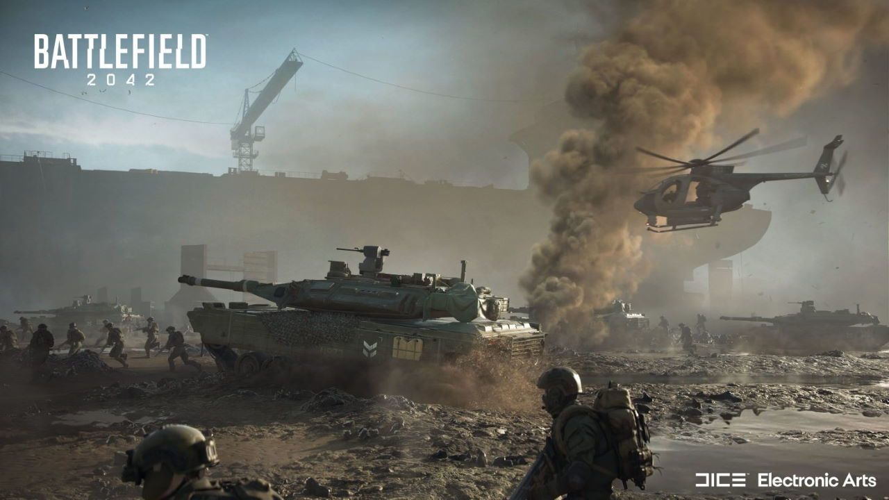 Battlefield 2042: Things to know - Gamingongo