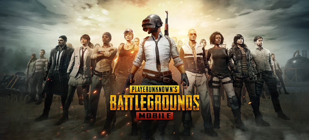 Best 3 multiplayer mobile game, PUBG Mobile