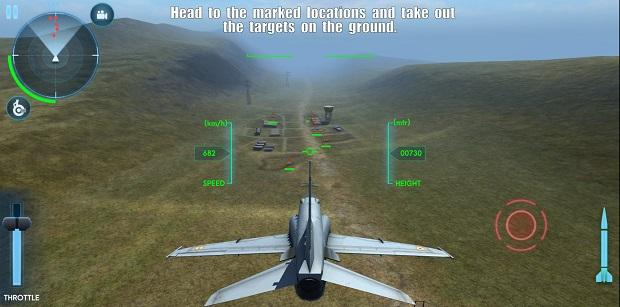 IAF game, android games, indian games