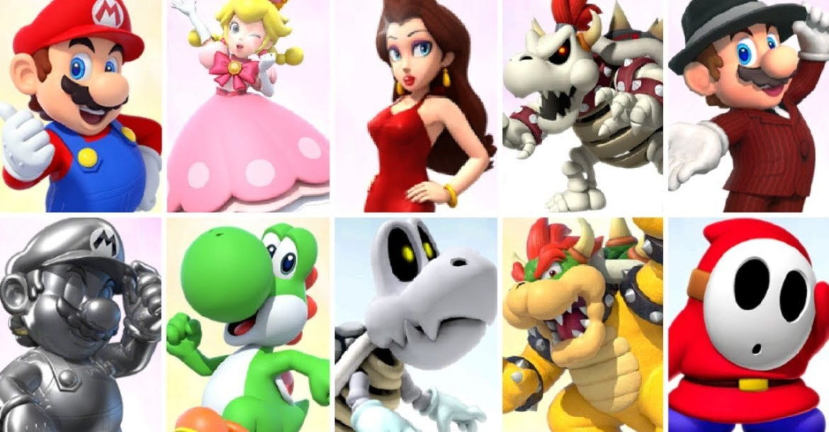 Mario Kart Tour Characters The Complete Guide Updated To