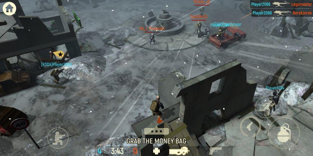 Tacticool 5v5 Shooter, tacticool apk, Tacticool android