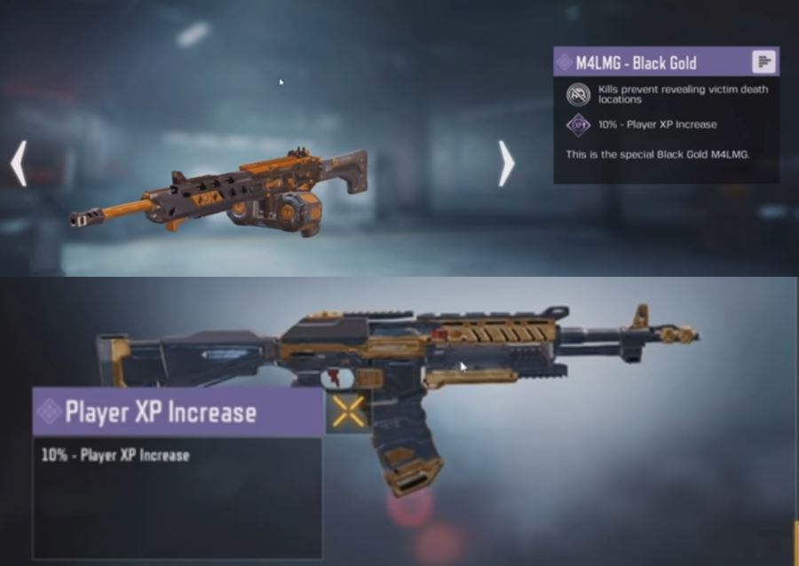 free xp in cod mobile, weapons of cod mobile