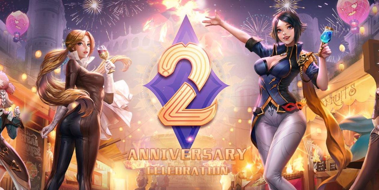 Arena of Valor 2nd anniversary: Snowdown Showdown