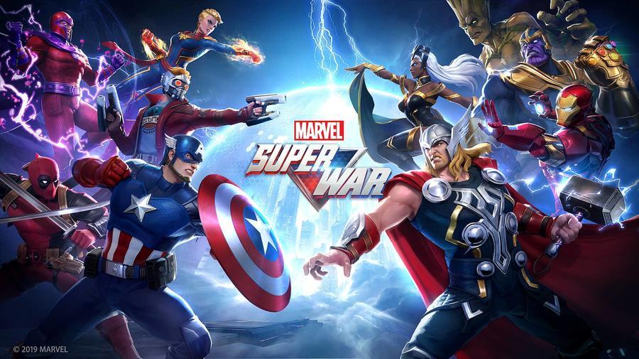 MARVEL Super War Global Launch date revealed - December 19, 2019