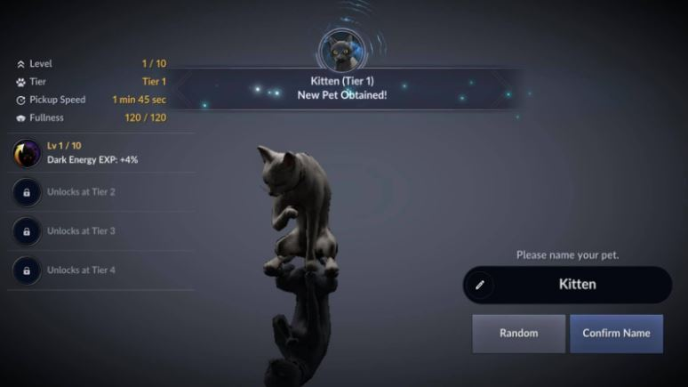 pet black desert mobile
