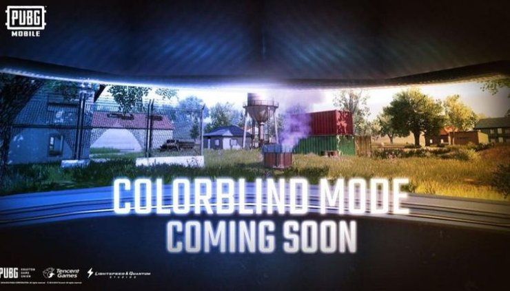 color blind mode in pubg mobile, pubg mobile 0.17.0 update