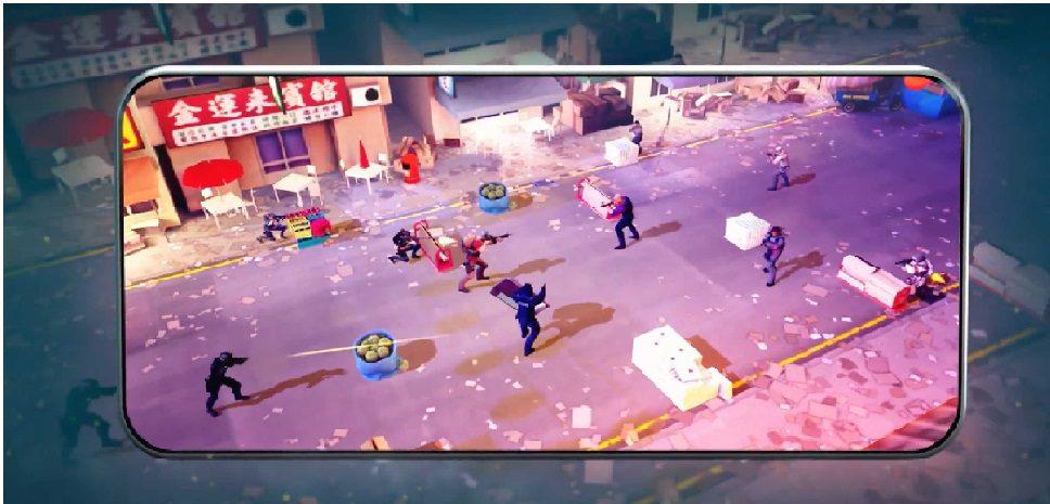 Tom Clancy's Elite Squad gameplay, TC Elite Squad