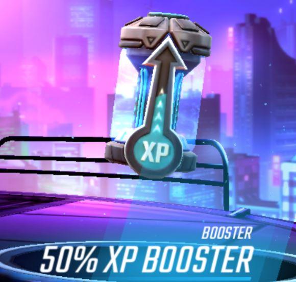 xp booster in shadowgun war games