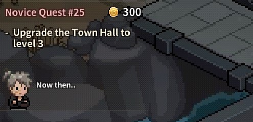 Evil Hunter Tycoon quests