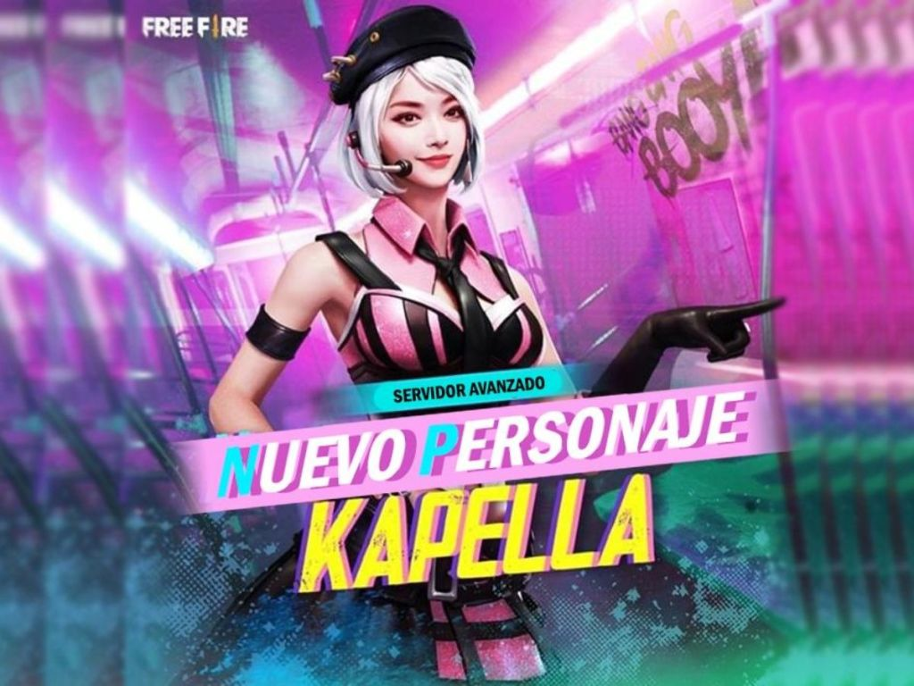 Free Fire Kapella Patch Complete Patch Notes Gamingonphone