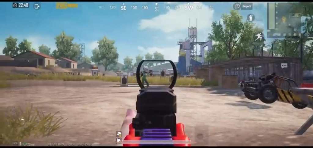 Improve Aim in PUBG Mobile