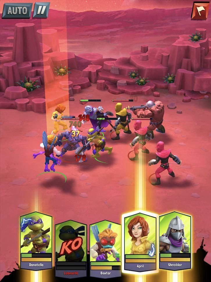 Tmnt Mutant Madness : mutant, madness, TMNT:, Mutant, Madness, Beginners, Guide, GamingonPhone