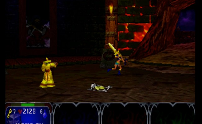 Gauntlet Legends For Nintendo 64 Review
