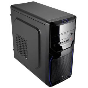 Lumbee Gaming PC | Front Left View