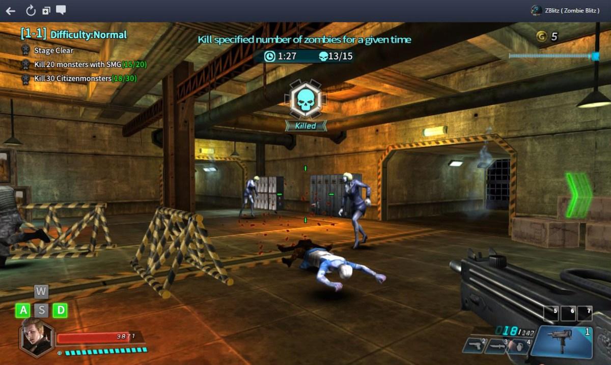 Facebook Gameroom Spiele