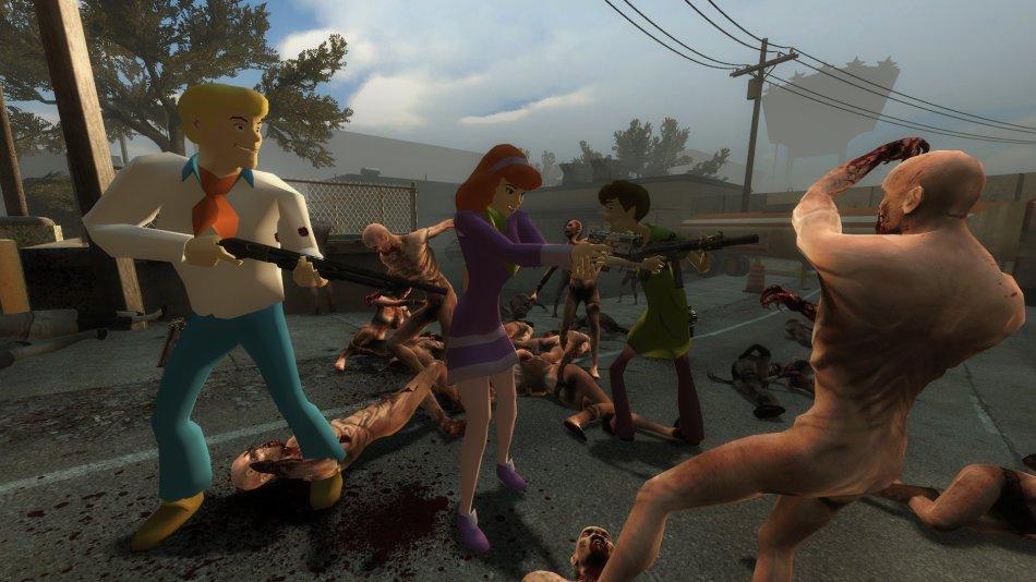 Left 4 Dead 2 Scooby Doo Mod Download – GamingPH com
