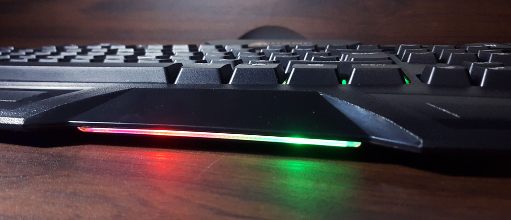 Champ Illuminated Gaming Keyboard Review – GamingPH com