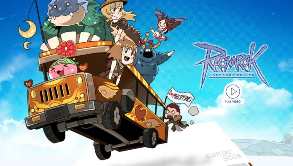 Ragnarok online ph download
