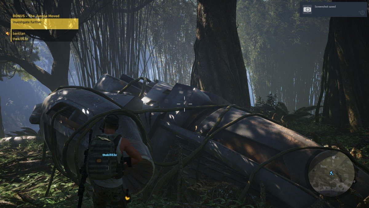 How to Kill The Predator in Tom Clancy's Ghost Recon Wildlands