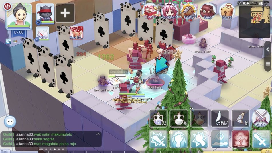 How to Summon Greedy Shop (Toy Factory 1F) in Ragnarok M