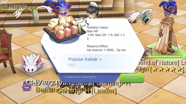 Rookie Fried Dish Food Appraiser Quest In Ragnarok M Eternal Love Gamingph Com